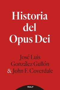 Historia del Opus Dei Book Cover