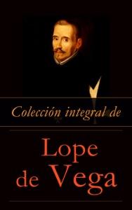 Colección integral de Lope de Vega Book Cover
