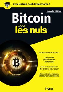 Bitcoin pour les Nuls, poche, 2e édition Couverture de livre