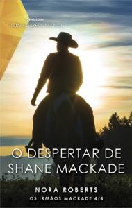 O despertar de Shane Mackade Book Cover