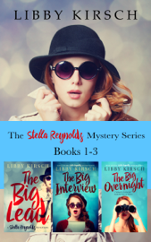 The Stella Reynolds Mystery Series Books 1-3 book