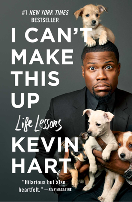 I Can't Make This Up - Kevin Hart book