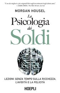 La psicologia dei soldi Copertina del libro