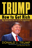 Trump: How to Get Rich Book Cover