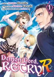 Demon Lord, Retry! R (Manga) Volume 1