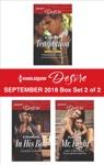 Harlequin Desire September 2018 - Box Set 2 Of 2