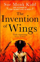 Sue Monk Kidd - The Invention of Wings artwork