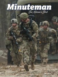 Minuteman Magazine June 2018 book
