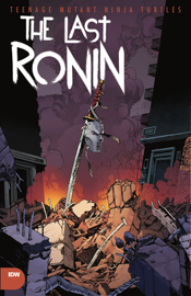 Teenage Mutant Ninja Turtles: The Last Ronin #3