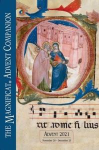 2021 Magnificat Advent Companion Book Cover