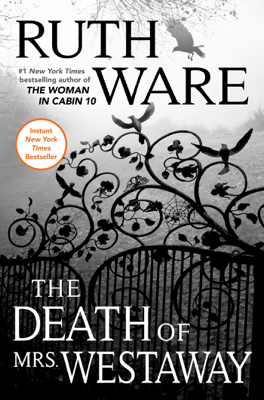The Death of Mrs. Westaway - Ruth Ware book