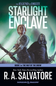 Starlight Enclave Book Cover