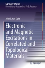 Electronic And Magnetic Excitations In Correlated And Topological Materials