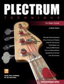 Plectrum Technique for Bass Guitar Book Cover