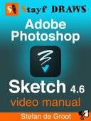Adobe Photoshop Sketch Video Manual Book Cover