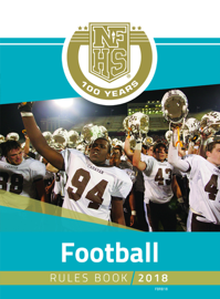 2018 NFHS Football Rules Book book