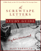 The Screwtape Letters Study Guide Book Cover