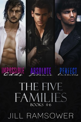 The Five Families, Books 4-6