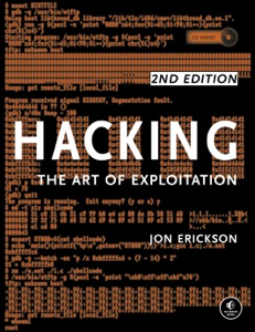 Hacking: The Art of Exploitation, 2nd Edition Book Cover