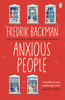 Fredrik Backman - Anxious People artwork
