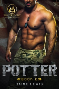 POTTER (The Trident Series Book 2) Book Cover