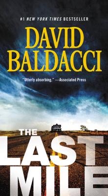 The Last Mile - David Baldacci book