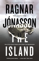 Ragnar Jónasson & Victoria Cribb - The Island artwork