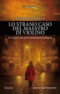 Lo strano caso del maestro di violino Book Cover