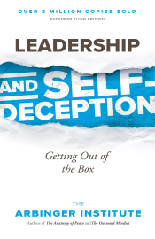 Leadership and Self-Deception book