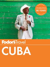 Fodor's Cuba book