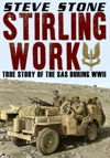 Stirling Work The Story Of The SAS During WWII