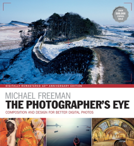 The Photographer's Eye Libro Cover