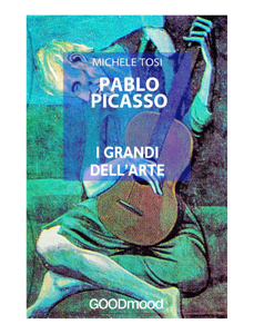 Pablo Picasso Libro Cover