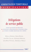 Délégations de service public