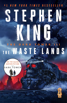 The Dark Tower III - Stephen King book
