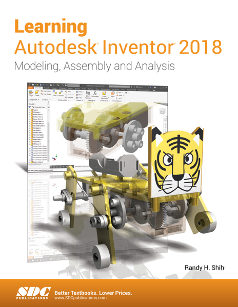 Learning Autodesk Inventor 2018