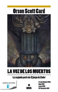 La voz de los muertos (Saga de Ender 2) Book Cover