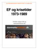 JГёrgen Fink - EF og krisetider 1973-1989 artwork