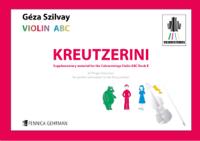 Géza Szilvay - Violin ABC: Kreutzerini artwork