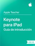 Keynote para iPad Guía de introducción iOS 10