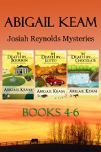 Josiah Reynolds Mysteries Box Set 2:  Death by Bourbon, Death by Lotto, Death by Chocolate