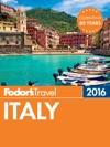 Fodors Italy 2016