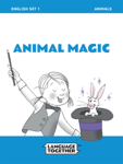 Free English Animals Read Aloud Book: From Language Together® English Set One