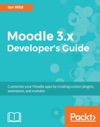 Moodle 3x Developers Guide
