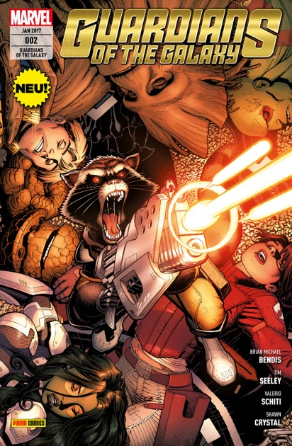 Guardians of the Galaxy 2 by Brian Michael Bendis on Apple Books