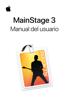 Apple Inc. - Ayuda de MainStage 3 artwork