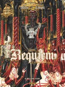 Requiem - Tome 06 La couverture du livre martien