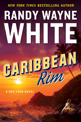 Randy Wayne White - Caribbean Rim book