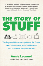 The Story of Stuff book