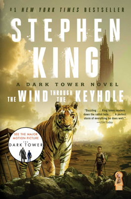 The Dark Tower IV-1/2 - Stephen King book